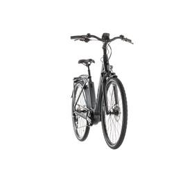Cube Town Sport Hybrid Pro 400 Rower elektryczny miejski Easy Entry szary